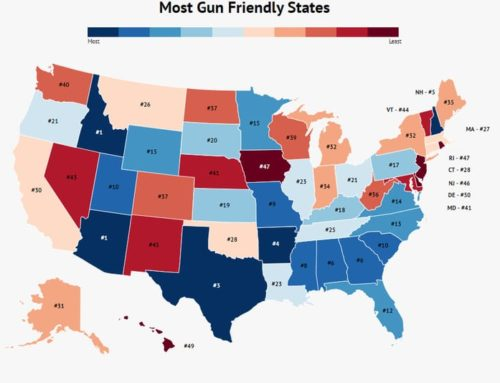 The Most Gun Friendly States
