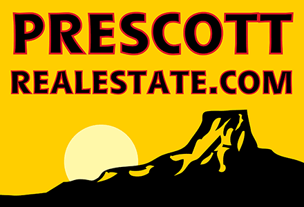 Prescott Real Estate – Your Local Guide Logo
